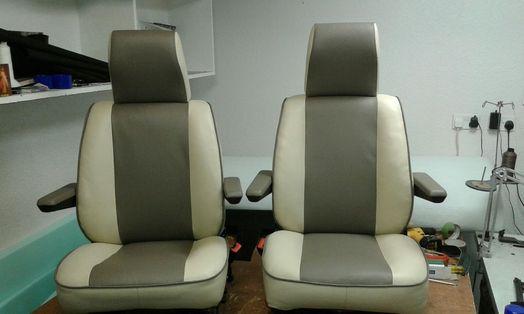 Vehicle Upholstery - M & M Ultimate Upholstery Dundee