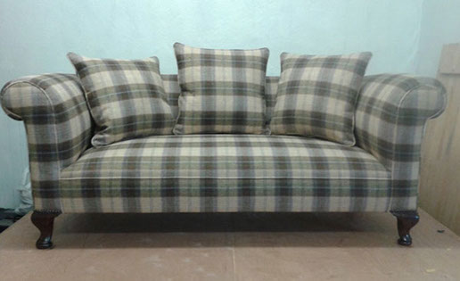Sofa Repair & Re-upholstery